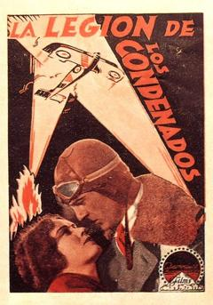 Best War Movies of 1928 : The Legion of the Condemned