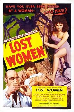 Best Horror Movies of 1953 : Mesa of Lost Women