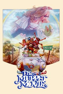 Best Comedy Movies of 1979 : The Muppet Movie
