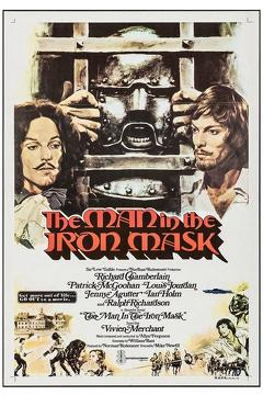 Best Adventure Movies of 1977 : The Man in the Iron Mask