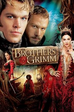 Best Fantasy Movies of 2005 : The Brothers Grimm