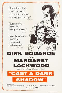 Best Mystery Movies of 1955 : Cast a Dark Shadow