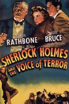 Best Thriller Movies of 1942 : Sherlock Holmes and the Voice of Terror