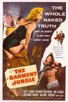 Best Crime Movies of 1957 : The Garment Jungle