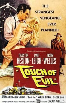 Best Drama Movies of 1958 : Touch of Evil