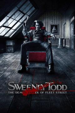 Best Horror Movies of 2007 : Sweeney Todd: The Demon Barber of Fleet Street