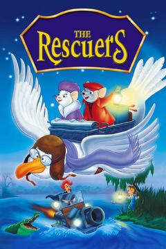Best Fantasy Movies of 1977 : The Rescuers