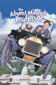 Best Family Movies of 1961 : The Absent-Minded Professor
