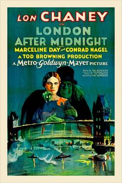 Best Horror Movies of 1927 : London After Midnight