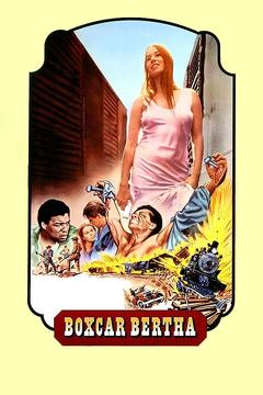 Best Romance Movies of 1972 : Boxcar Bertha