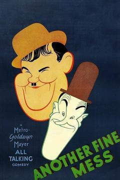 Best Comedy Movies of 1930 : Another Fine Mess