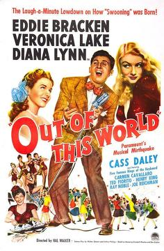 Best Music Movies of 1945 : Out of This World