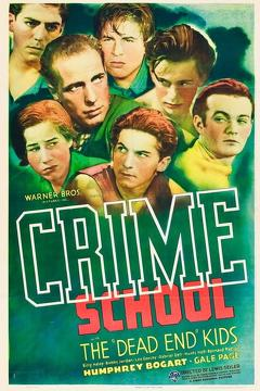 Best Crime Movies of 1938 : Crime School