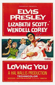 Best Music Movies of 1957 : Loving You