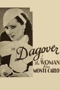 Best War Movies of 1932 : The Woman from Monte Carlo