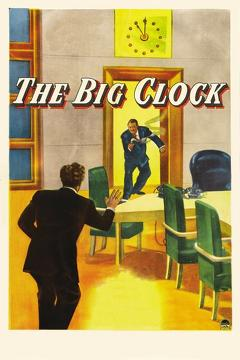 Best Crime Movies of 1948 : The Big Clock