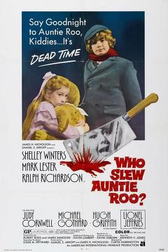 Best Horror Movies of 1971 : Whoever Slew Auntie Roo?