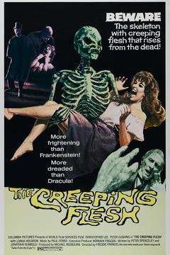 Best Science Fiction Movies of 1973 : The Creeping Flesh