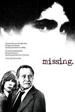 Best Thriller Movies of 1982 : Missing