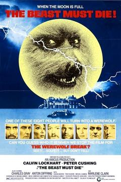 Best Mystery Movies of 1974 : The Beast Must Die