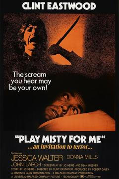 Best Romance Movies of 1971 : Play Misty for Me