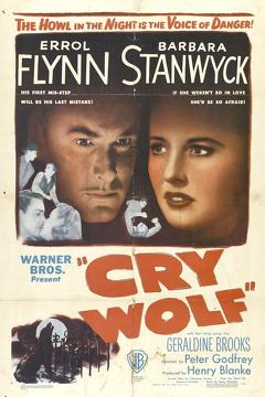 Best Thriller Movies of 1947 : Cry Wolf