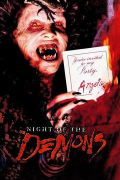 Best Horror Movies of 1988 : Night of the Demons