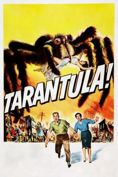 Best Thriller Movies of 1955 : Tarantula