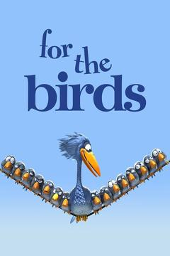 Best Animation Movies of 2000 : For the Birds