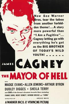 Best Drama Movies of 1933 : The Mayor of Hell
