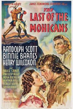 Best Western Movies of 1936 : The Last of the Mohicans