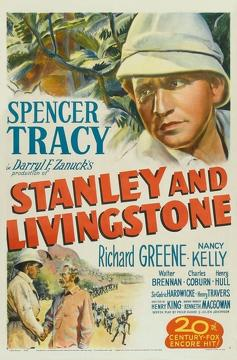 Best History Movies of 1939 : Stanley and Livingstone