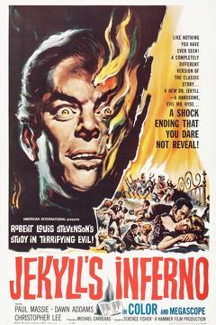 Best Science Fiction Movies of 1960 : The Two Faces of Dr. Jekyll