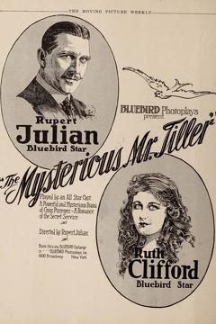 Best Mystery Movies of 1917 : The Mysterious Mr. Tiller