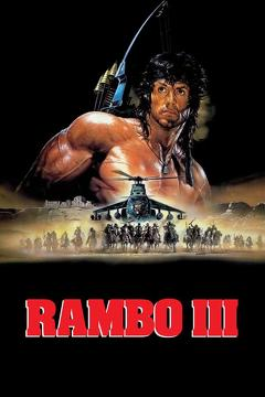 Best Action Movies of 1988 : Rambo III