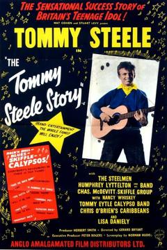 Best Music Movies of 1957 : The Tommy Steele Story