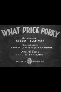 Best Animation Movies of 1938 : What Price Porky