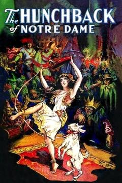 Best Drama Movies of 1923 : The Hunchback of Notre Dame