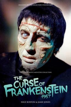 Best Horror Movies of 1957 : The Curse of Frankenstein