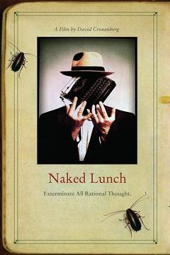 Best Crime Movies of 1991 : Naked Lunch