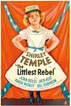 Best Family Movies of 1935 : The Littlest Rebel