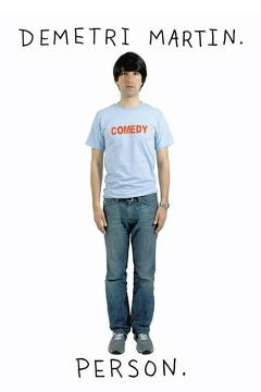Best Tv Movie Movies of 2007 : Demetri Martin. Person.