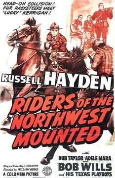 Best Crime Movies of 1943 : Riders of the Northwest Mounted