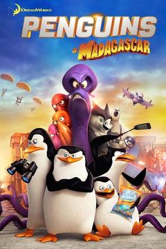 Best Animation Movies of 2014 : Penguins of Madagascar
