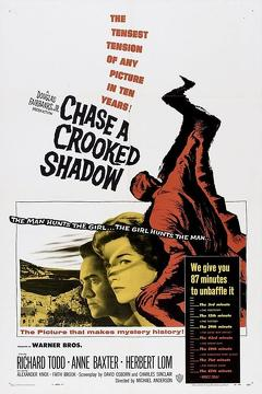 Best Mystery Movies of 1958 : Chase a Crooked Shadow