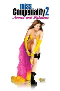 Best Mystery Movies of 2005 : Miss Congeniality 2: Armed and Fabulous