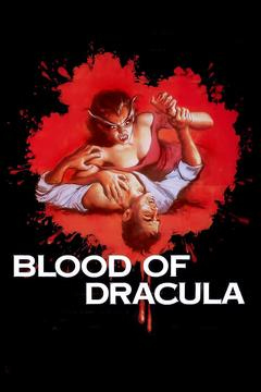 Best Horror Movies of 1957 : Blood of Dracula