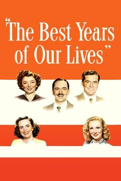 Best Romance Movies of 1946 : The Best Years of Our Lives