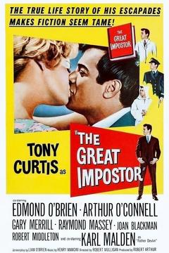 Best Comedy Movies of 1961 : The Great Impostor