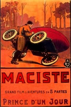 Best Adventure Movies of 1915 : Maciste